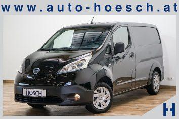Nissan NV200 elektro (mit Batterie)   Sitzheizung/Lenkradheizung+++ bei Autohaus Hösch GmbH in Pasching Point 9<br />4061 Pasching
