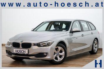 BMW 320d Touring Aut. Efficient Dynamics AHK/Sitzheizung++ LP: 48.010.- € bei Autohaus Hösch GmbH in Pasching Point 9<br />4061 Pasching