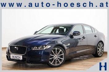 Jaguar XE Prestige Aut. ACC/Navi/Pano++ LP 56.824,-€ bei Autohaus Hösch GmbH in Pasching Point 9<br />4061 Pasching