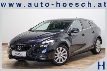 Volvo V40 D3 Summum Navi/ACC/Pano/AHK++ LP: 43.538.-€ bei Autohaus Hösch GmbH in Pasching Point 9<br />4061 Pasching