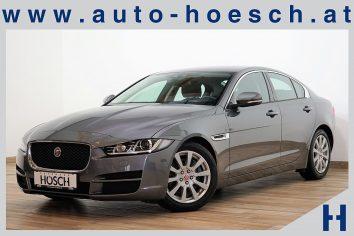 Jaguar XE Pure 2.0d Aut. Xenon/Navi++ LP 45.427,-€ bei Autohaus Hösch GmbH in Pasching Point 9<br />4061 Pasching