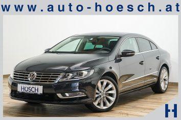 VW Volkswagen CC 2.0 TDI 4Motion DSG AHK/Dynaudio/Keyless/+++ bei Autohaus Hösch GmbH in Pasching Point 9<br />4061 Pasching