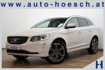 Volvo XC60 D5 AWD Summum Memory/Xenon/20er+++ bei Autohaus Hösch GmbH in Pasching Point 9<br />4061 Pasching
