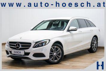 Mercedes-Benz C 220d T Avantgarde 4MATIC Aut. LED/Navi++ LP: 58.899.- € bei Autohaus Hösch GmbH in Pasching Point 9<br />4061 Pasching
