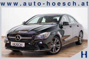 Mercedes-Benz CLA 200d URBAN/KAMERA/NAVI  LP: 41.012.-€ bei Autohaus Hösch GmbH in Pasching Point 9<br />4061 Pasching