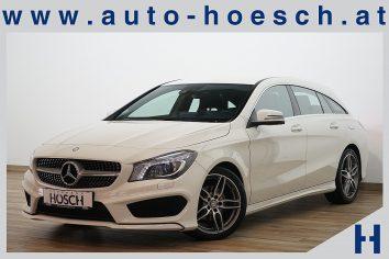 Mercedes-Benz CLA 200d Shooting Brake AMG-Line/KAMERA/NAVI  LP: 44.519.-€ bei Autohaus Hösch GmbH in Pasching Point 9<br />4061 Pasching
