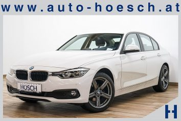 BMW 318d Advantage Navi/LED/PDC/+++ LP:45.643.- € bei Autohaus Hösch GmbH in Pasching Point 9<br />4061 Pasching