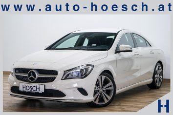 Mercedes-Benz CLA 220d  Aut. Urban/KAMERA/LED+++  LP: 46.646.-€ bei Autohaus Hösch GmbH in Pasching Point 9<br />4061 Pasching