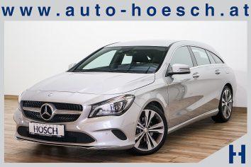 Mercedes-Benz CLA 220d Shooting Brake Aut. URBAN/NAVI/LED/KAMERA +LP: 48.917.-€ bei Autohaus Hösch GmbH in Pasching Point 9<br />4061 Pasching
