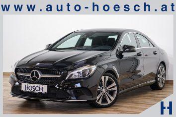 Mercedes-Benz CLA 200d  Aut. Urban/KAMERA/LED+++  LP: 44.258.-€ bei Autohaus Hösch GmbH in Pasching Point 9<br />4061 Pasching