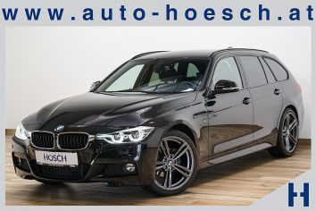 BMW 318d Touring Aut. M Sport Navi/LED/++ LP:55.148.- € bei Autohaus Hösch GmbH in Pasching Point 9<br />4061 Pasching