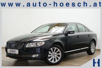 Volvo S80 D4 Aut. Momentum Xenon/Leder/Navi ++ LP: 50.950.- € bei Autohaus Hösch GmbH in Pasching Point 9<br />4061 Pasching