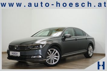 VW Passat Highline 2.0 TDI SCR 4Motion DSG  Discover Pro/ACC/Standheizung+++  LP:61.777.-€ bei Autohaus Hösch GmbH in Pasching Point 9<br />4061 Pasching