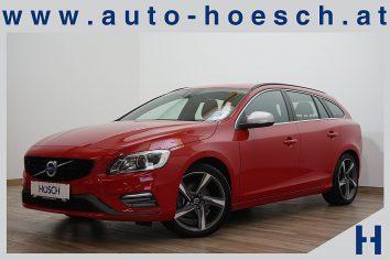 Volvo V60 D4 Momentum R-Design LP: 50.570.- € bei Autohaus Hösch GmbH in Pasching Point 9<br />4061 Pasching