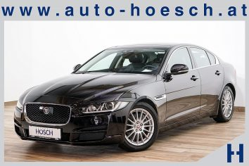 Jaguar XE Prestige Aut. ACC/Navi/Pano++ LP 58.783,-€ bei Autohaus Hösch GmbH in Pasching Point 9<br />4061 Pasching