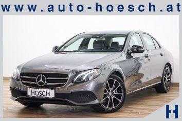 Mercedes-Benz E 220d Aut. Avantgarde LED/COMAND/KAMERA++ LP:63.582.-€ bei Autohaus Hösch GmbH in Pasching Point 9<br />4061 Pasching