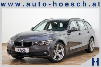 BMW 316d Touring Advantage Navi-Prof./LED/PDC/++ LP:44.588.- € bei Autohaus Hösch GmbH in Pasching Point 9<br />4061 Pasching