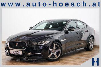 Jaguar XE R-Sport 2.0d Aut. Xenon/Navi/++ LP 50.657,-€ bei Autohaus Hösch GmbH in Pasching Point 9<br />4061 Pasching
