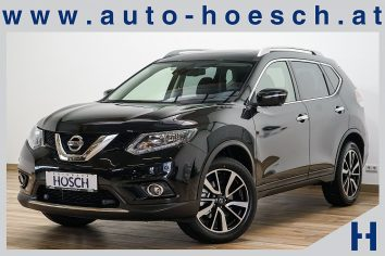 Nissan X-Trail 1.6 DCI XTRONIC N-Connecta 2WD 7.SITZE/NAVI/PANO/KAMERA+++ LP:40.177.-€ bei Autohaus Hösch GmbH in Pasching Point 9<br />4061 Pasching