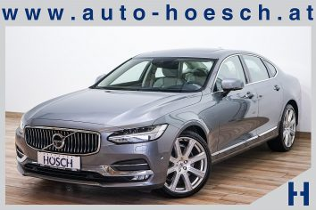 Volvo S90 D4 Aut. Inscription VOLL LP:72.175.-€ bei Autohaus Hösch GmbH in Pasching Point 9<br />4061 Pasching