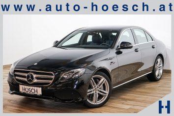 Mercedes-Benz E 350d Aut. Avantgarde LED/NAVI/ACC++LP:74.715.-€ bei Autohaus Hösch GmbH in Pasching Point 9<br />4061 Pasching