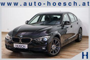 BMW 320d Aut. LED/BT/Sitzheizung++ LP: 46.529.- € bei Autohaus Hösch GmbH in Pasching Point 9<br />4061 Pasching