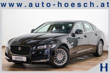 Jaguar XF Prestige Navi/Leder/Xenon++ LP: 49.503.-€ bei Autohaus Hösch GmbH in Pasching Point 9<br />4061 Pasching