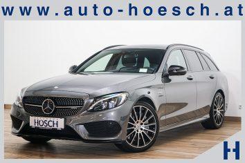 Mercedes-Benz C 43 AMG 4MATIC Aut. ACC/Burmester/LED/++ LP: 86.462,-€ bei Autohaus Hösch GmbH in Pasching Point 9<br />4061 Pasching