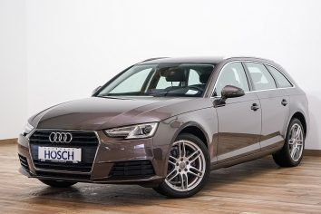 Audi A4 Avant 2,0 TDI Smartphone Paket/Einparkhilfe+++ LP: 43.931.- € bei Autohaus Hösch GmbH in Pasching Point 9<br />4061 Pasching