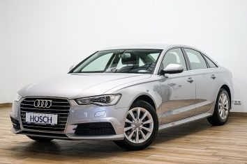 Audi A6 TDI S-tronic Extras! LP: 57.744.- € bei Autohaus Hösch GmbH in Pasching Point 9<br />4061 Pasching