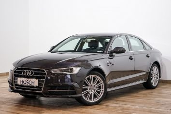 Audi A6 TDI S-tronic S-Line/MMIplus/Sportsitze++ LP: 60.508.- € bei Autohaus Hösch GmbH in Pasching Point 9<br />4061 Pasching