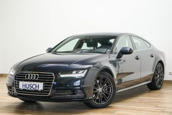 Audi A7 Sportback 3.0 TDI S-tronic Matrix-LED/ACC/MMIplus++ LP: 77.621.- € bei Autohaus Hösch GmbH in Pasching Point 9<br />4061 Pasching