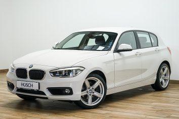 BMW 120d Advantage Aut.  LED/Leder/Navi Business++LP: 43.062.- € bei Autohaus Hösch GmbH in Pasching Point 9<br />4061 Pasching
