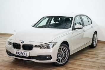 BMW 318d Advantage Navi/LED/PDC/+++ LP:44.640.- € bei Autohaus Hösch GmbH in Pasching Point 9<br />4061 Pasching
