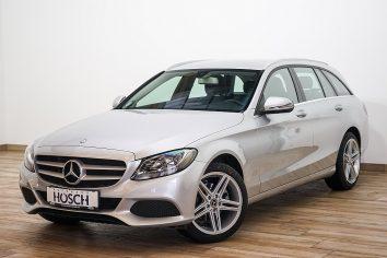 Mercedes-Benz C 200d T Aut. Leder/AHK/Sitzheizung++ LP: 47.931.- € bei Autohaus Hösch GmbH in Pasching Point 9<br />4061 Pasching