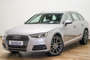 Audi A4 Avant 2,0 TDI Sport  Navi-MMIplus/Virtual Cockpit+++ LP: 46.640.-€ bei Autohaus Hösch GmbH in Pasching Point 9<br />4061 Pasching