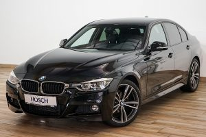 BMW 318d  M Sport Aut. LED/NaviProfessional/Leder/++LP: 57.777 .-€ bei Autohaus Hösch GmbH in Pasching Point 9<br />4061 Pasching
