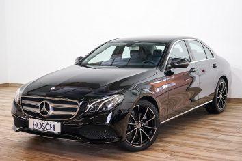 Mercedes-Benz E 220d Aut. Avantgarde LED/NAVI/KAMERA++LP:57.188.-€ bei Autohaus Hösch GmbH in Pasching Point 9<br />4061 Pasching