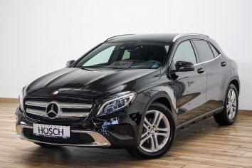 Mercedes-Benz GLA 220d 4MATIC Urban/Kamera/Xenon++ LP:52.429.-€ bei Autohaus Hösch GmbH in Pasching Point 9<br />4061 Pasching