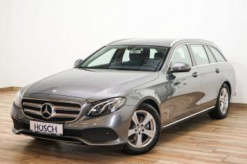 Mercedes-Benz E 220d T Aut. Avantgarde LED/NAVI/KAMERA++LP:61.209.-€ bei Autohaus Hösch GmbH in Pasching Point 9<br />4061 Pasching