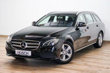 Mercedes-Benz E 220d T Aut. Avantgarde LED/NAVI/KAMERA/AHK++LP:61.326.-€ bei Autohaus Hösch GmbH in Pasching Point 9<br />4061 Pasching