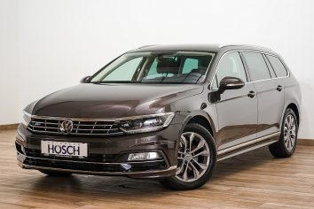 VW Passat Variant Highline 2.0 TDI DSG R-Line/LED/AHK++ LP: 49.489.- € bei Autohaus Hösch GmbH in Pasching Point 9<br />4061 Pasching