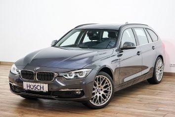 BMW 320d xDrive Touring Luxury Line Aut. Navi-Prof./AHK/Pano++ LP:63.684.- € bei Autohaus Hösch GmbH in Pasching Point 9<br />4061 Pasching