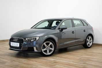 Audi A3 Sportback 2.0 TDI Sport  Connectivity/Einparkhilfe/Xenon++ LP:36.818.-€ bei Autohaus Hösch GmbH in Pasching Point 9<br />4061 Pasching