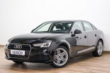 Audi A4 2.0 TFSI ultra S-Tronic Virtual/NaviPlus++ LP: 46.799.- € bei Autohaus Hösch GmbH in Pasching Point 9<br />4061 Pasching