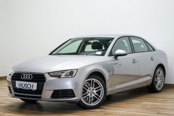 Audi A4 2,0 TDI S-tronic Navi MMI/Smartphone Interface++LP: 45.015.-€ bei Autohaus Hösch GmbH in Pasching Point 9<br />4061 Pasching