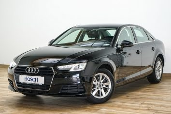 Audi A4 2.0 TDI S-Tronic Virtual/NaviPlus++ LP: 46.224.- € bei Autohaus Hösch GmbH in Pasching Point 9<br />4061 Pasching
