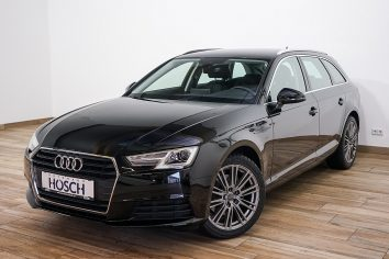 Audi A4 Avant 2,0 TDI S-Tronic MMIplus/Virtual Cockpit LP: 48.359.-€ bei Autohaus Hösch GmbH in Pasching Point 9<br />4061 Pasching