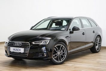 Audi A4 Avant 3,0 TDI Sport S-tronic  ACC/MMI+/Virtual/LED/AHK LP:66.488.-€ bei Autohaus Hösch GmbH in Pasching Point 9<br />4061 Pasching