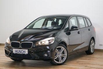 BMW 218d Gran Tourer Advantage Aut.  7-Sitzer/Sitzheizung/Tempomat++ LP:40.124.-€ bei Autohaus Hösch GmbH in Pasching Point 9<br />4061 Pasching